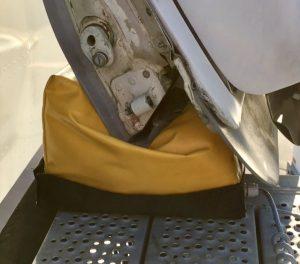 """Dispositif d'alarme """"Safety shoe autonome"""""""